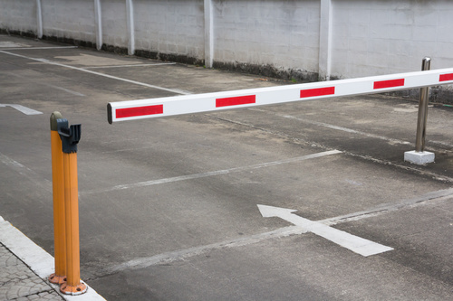 Boom gates and barriers for car parks and apartments