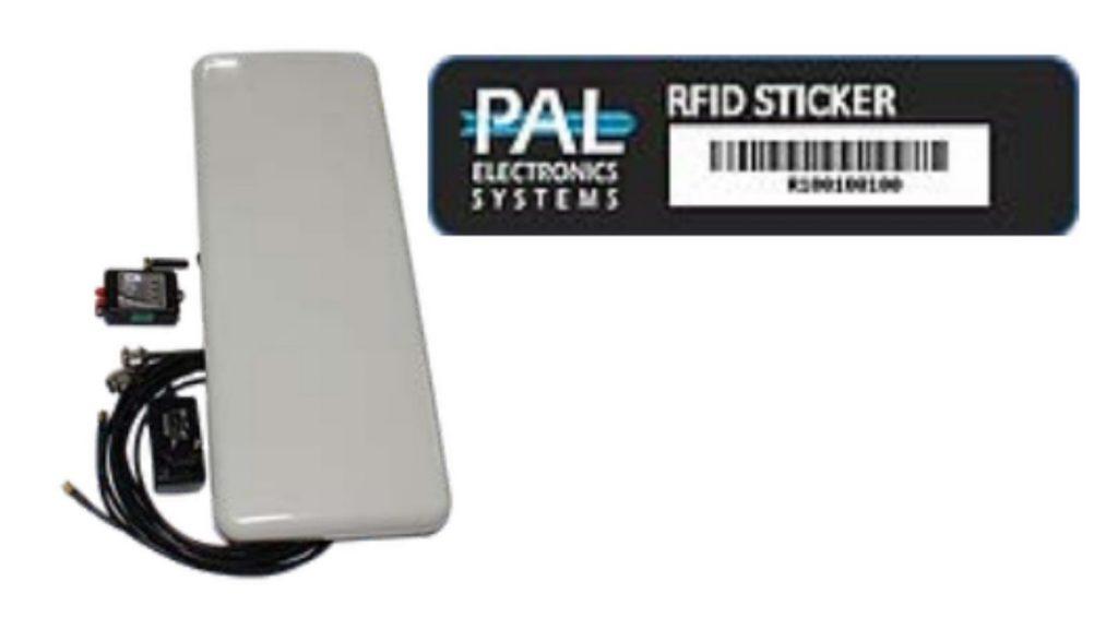 PalGate Long Range RFID Access Control