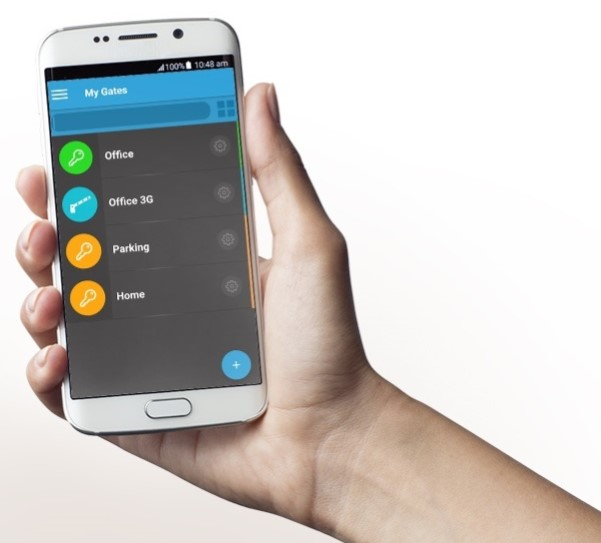 access control using your smartphone