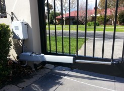 Commercial Gate Automation