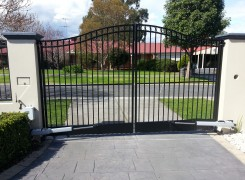 Domestic Swing Gate Automation